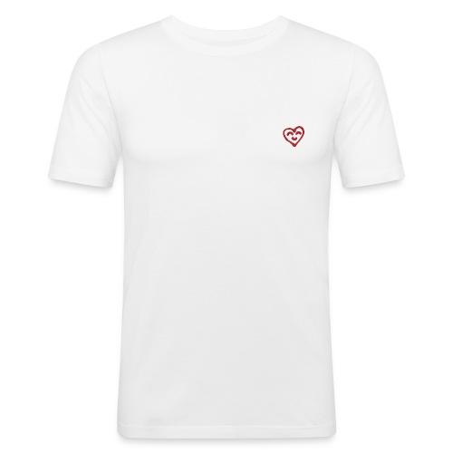 AMOUR - T-shirt près du corps Homme