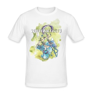 WINTERACTIVITY - Tee shirt près du corps Homme