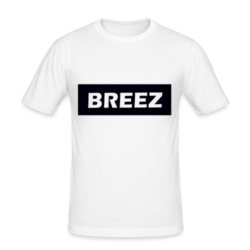 Breez Identity II - Herre Slim Fit T-Shirt