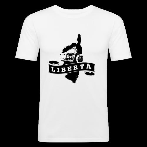 Liberta - T-shirt près du corps Homme
