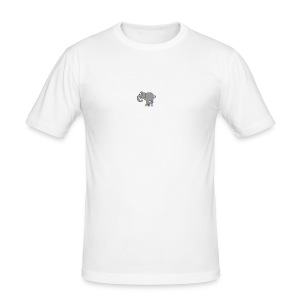 ELEPHANTEYY - Men's Slim Fit T-Shirt