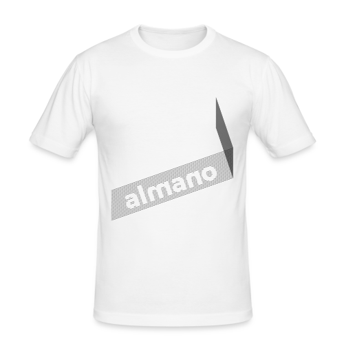 almanoX2.0 - Männer Slim Fit T-Shirt