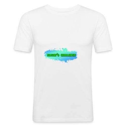 Tienda Oficial Kogue's Challenge - Men's Slim Fit T-Shirt