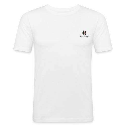 SnowCaptain - slim fit T-shirt