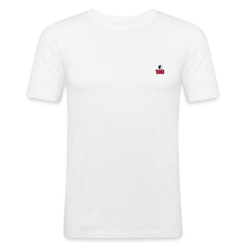 Mr iskallt - Slim Fit T-shirt herr