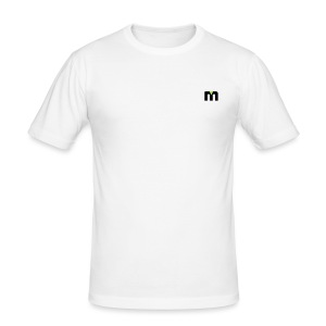 MISK - Männer Slim Fit T-Shirt