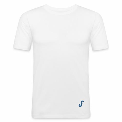 Original FPL Journal Logo - Men's Slim Fit T-Shirt
