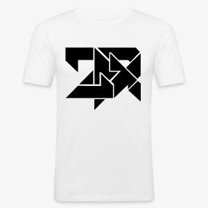 ZFX CLOTHES - Tee shirt près du corps Homme