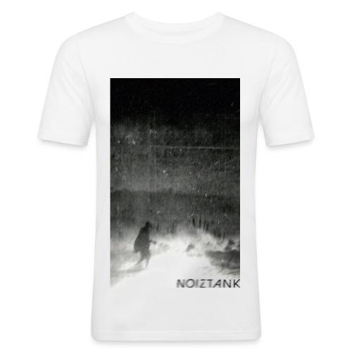 allein - Männer Slim Fit T-Shirt