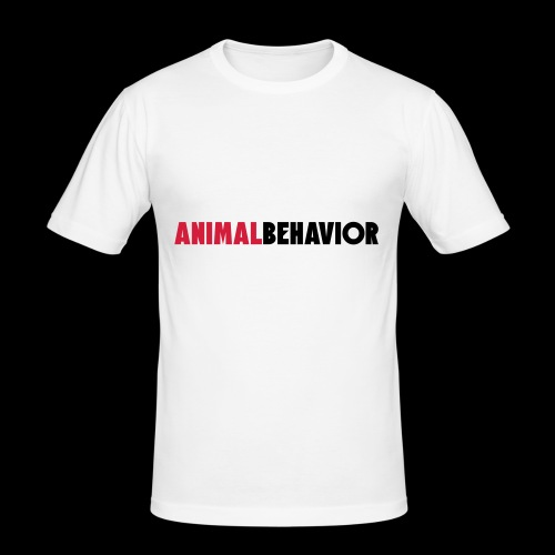 Animal behaviour Type - Männer Slim Fit T-Shirt