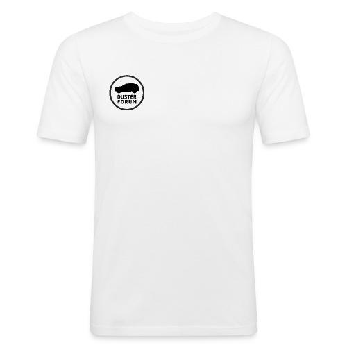Liten Logo - Slim Fit T-shirt herr