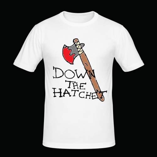 DTH Logo - Men's Slim Fit T-Shirt