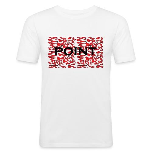 Point - Men's Slim Fit T-Shirt