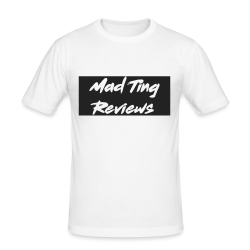 Mad Ting Reviews OG clothing Logo - Men's Slim Fit T-Shirt