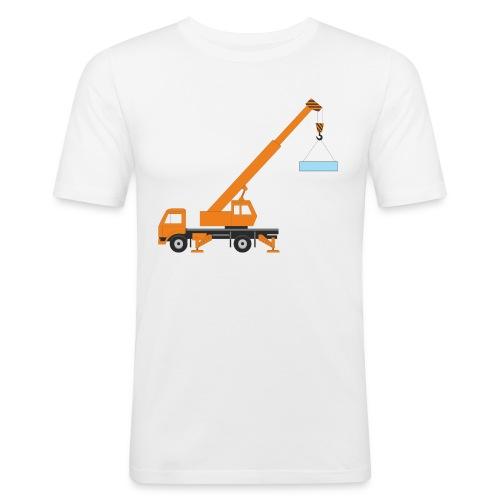 kranolina - Herre Slim Fit T-Shirt