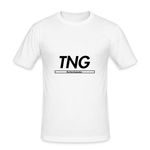 The Next Generation - Men's Slim Fit T-Shirt