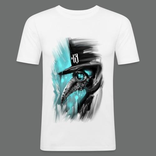 PEST DOKTOR 1.0 - Männer Slim Fit T-Shirt