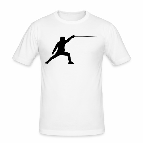 Fencer - Männer Slim Fit T-Shirt