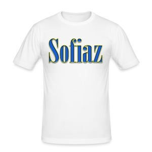 Sofiaz - Slim Fit T-shirt herr