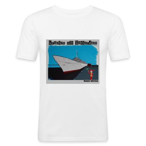ss_rotterdam - slim fit T-shirt