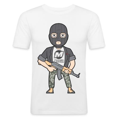 comic - Men's Slim Fit T-Shirt