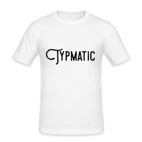 Typmatic - Männer Slim Fit T-Shirt