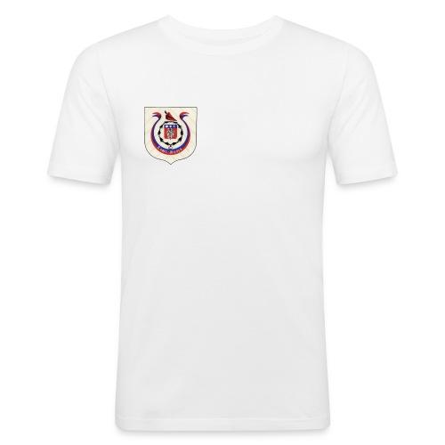 ecusson_2 - T-shirt près du corps Homme