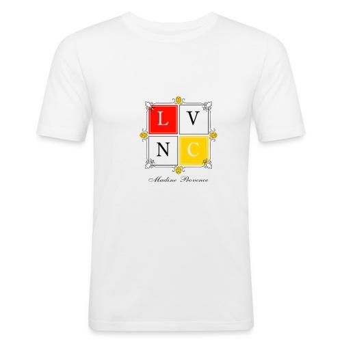 LVNC - T-shirt près du corps Homme