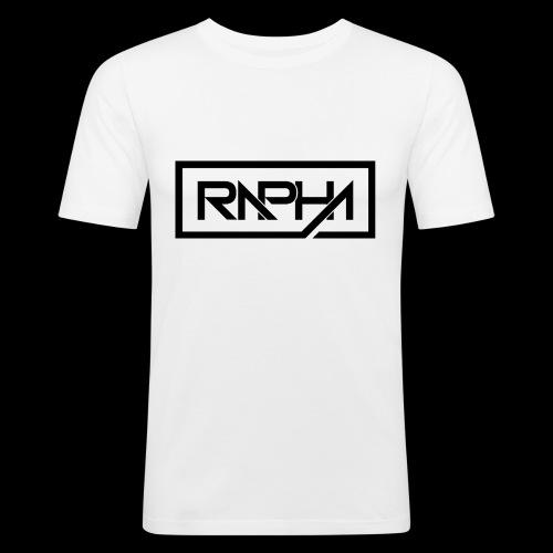 RAPHA Logo - Männer Slim Fit T-Shirt