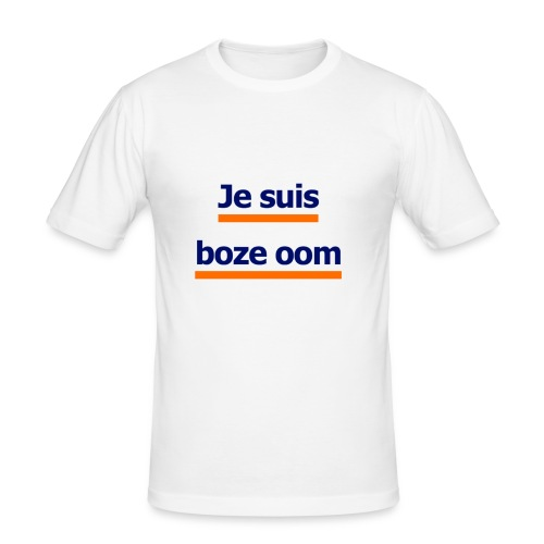 boze oom - slim fit T-shirt