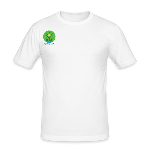 Uplifting My Life Official Merchandise - Men's Slim Fit T-Shirt