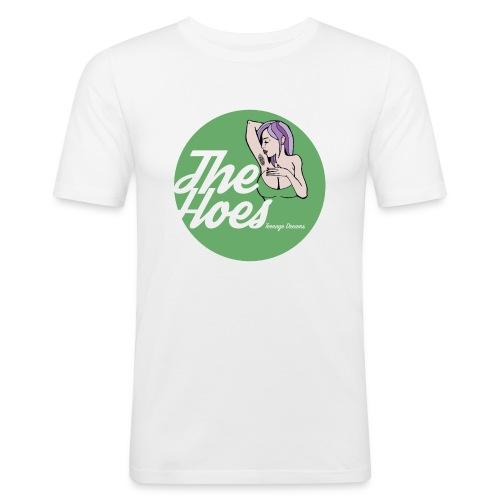 The Hoes Teenage Dreams Green - Männer Slim Fit T-Shirt