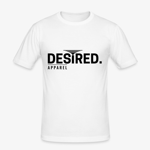 Desired Apparel Logo Series - Männer Slim Fit T-Shirt