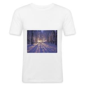 Wintercollectie - slim fit T-shirt