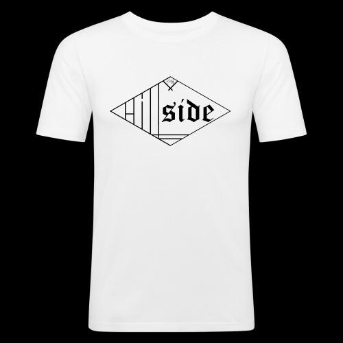 Hillside - Männer Slim Fit T-Shirt