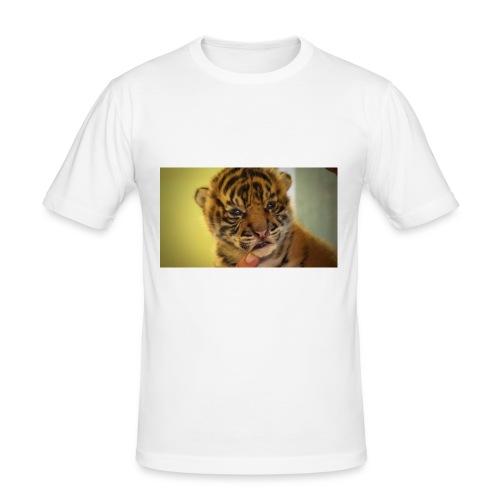 Tiger - Männer Slim Fit T-Shirt