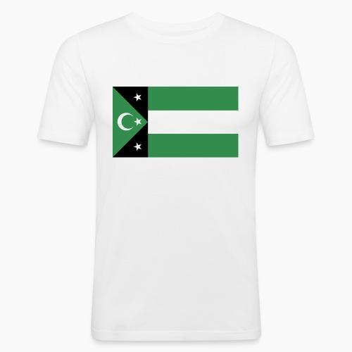 bati-trakya-turkleri - Männer Slim Fit T-Shirt