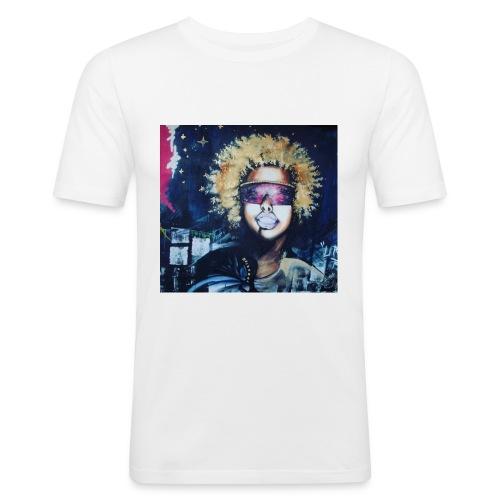 Golden Chicka IBUG 2015 - Männer Slim Fit T-Shirt