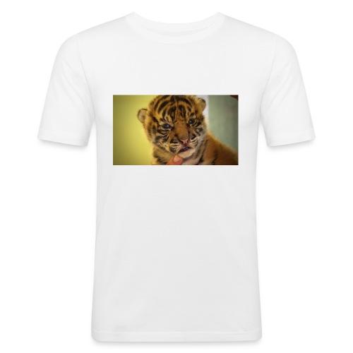 Tiger - Männer Slim Fit T-Shirt