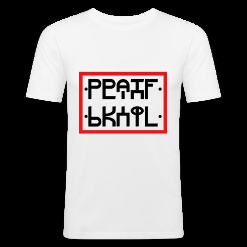 HB ORIGINAL Black - Männer Slim Fit T-Shirt