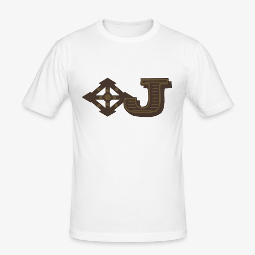 Jambo Airways Logo - Men's Slim Fit T-Shirt