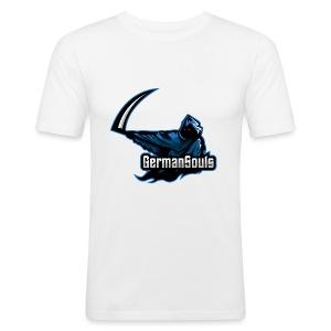 GermanSouls - Männer Slim Fit T-Shirt