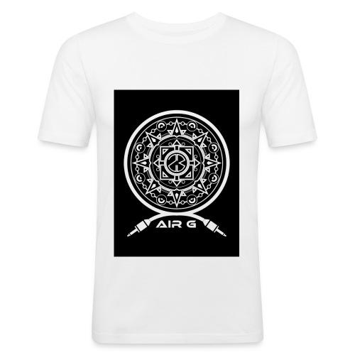 Logo Air G 23 tribe - T-shirt près du corps Homme