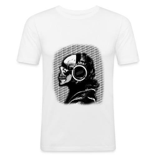 Skello Fade - Men's Slim Fit T-Shirt
