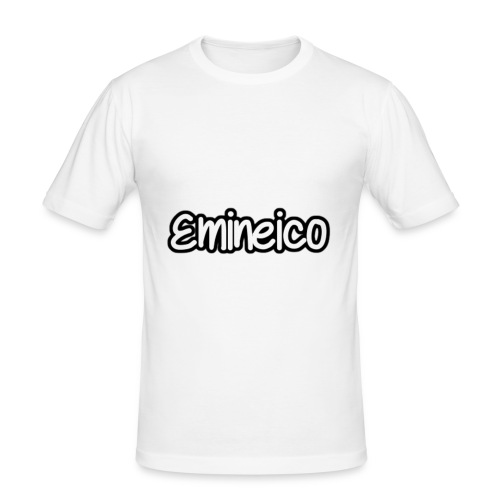 Emineico Clothes - Men's Slim Fit T-Shirt