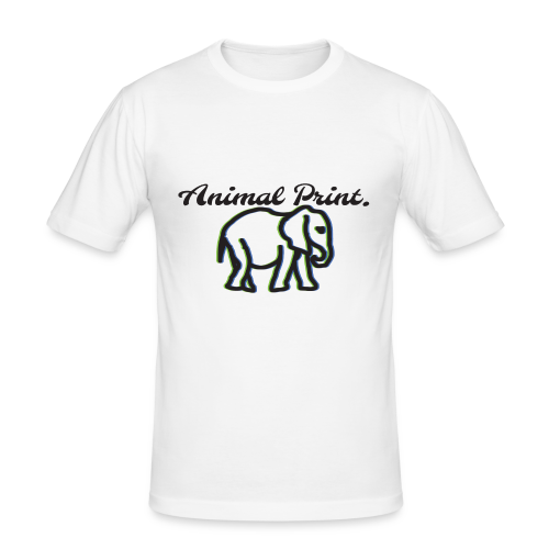 eletrash - Men's Slim Fit T-Shirt