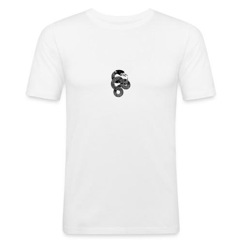 BlackSnake Mamba - Slim Fit T-shirt herr
