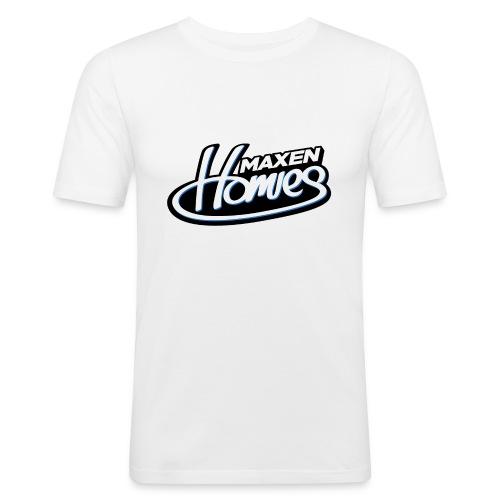 Maxen Homies - Slim Fit T-shirt herr