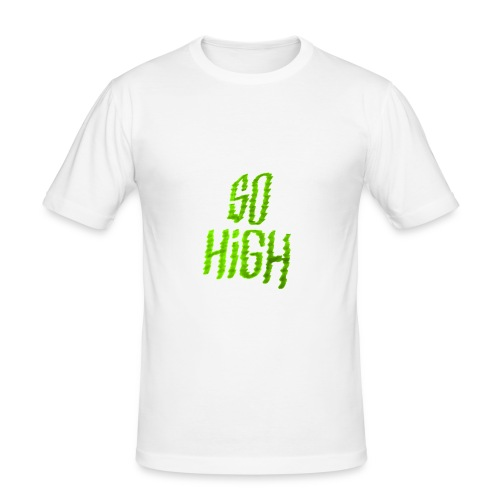 So high - T-shirt près du corps Homme