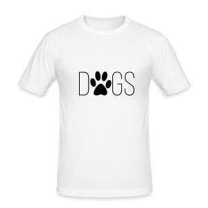 dogs - slim fit T-shirt
